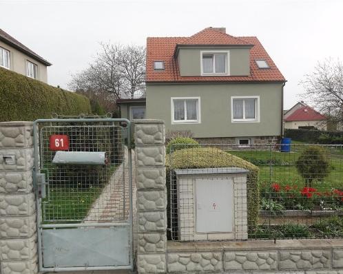 Rodinný dům 4+1, 120m2, pozemek 1.019m2, Radimovice u Želče, okr. Tábor, cena 2.800.000 Kč